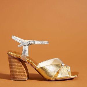 👡 NIB Jeffrey Campbell Antique Sandals